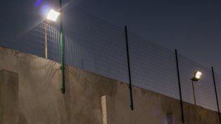 Piden a la Municipalidad que ayude a clubes y vecinales en la instalación de luces led
