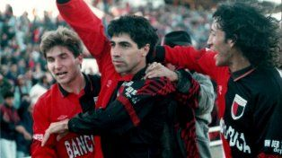 En Colón recuerdan los goles del Miguel Ángel Gambier