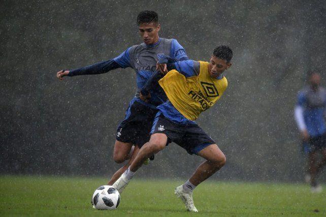 Vélez llega a Paraná con 19 jugadores
