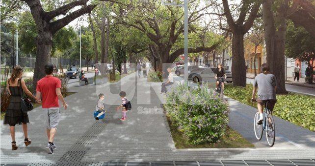 Aprobaron una ordenanza que busca fomentar el desarrollo edilicio y comercial de avenida Freyre