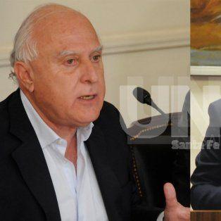 Expositores. Lifschitz y Corral, dos de los principales oradores de la audiencia pública.