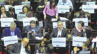 El proyecto para frenar los tarifazos logró media sanción y pasará al Senado