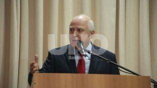 Lifschitz en la Audiencia Pública por el Gasoducto de la Costa