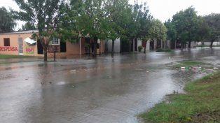 La provincia brinda apoyo sanitario en localidades afectadas por intensas precipitaciones