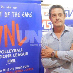 comienza a vivirse la volleyball nations league