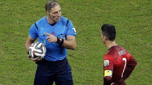 Néstor Pitana: Un Mundial no se puede comparar con nada