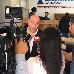 Juan Cruz Gimenez se refirió en rueda de prensa al mensaje discriminador de la docente