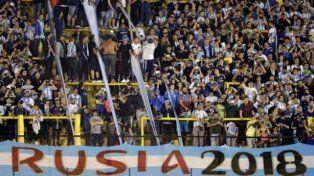 Se firmó un convenio para que 3.000 barras argentinos no viajen a Rusia