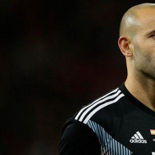 mascherano salio a cruzar a caruso lombardi: es una persona nefasta para el futbol argentino