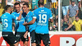 Belgrano debe festejar si pretende jugar una copa internacional