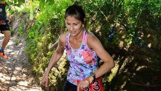 Marlén entrenaba desde hace cinco años junto a un equipo de atletas santafesinos con los que solía competir en carreras tradicionales y extremas de aventura.