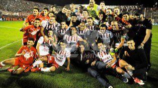 historico: union clasifico a la sudamericana y jugara por primera vez una copa internacional