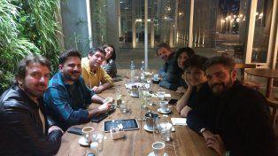 Mirá dónde cenaron Facundo Arana y Araceli González en Santa Fe