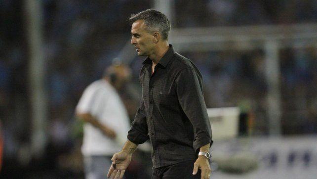 Lavallén sorprendió a todos y se fue de Belgrano