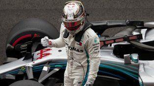Hamilton pisó fuerte en Barcelona y consiguió su segunda victoria al hilo