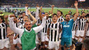 Juventus consiguió el Scudetto por séptima vez consecutiva