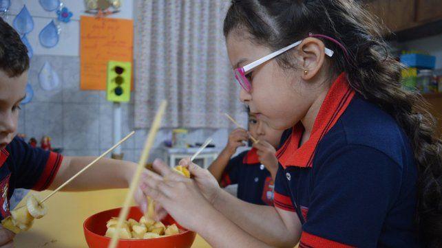 Está en marcha la convocatoria para participar del concurso nacional Fruteá tu escuela