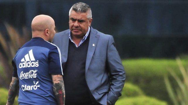 Banco a Sampaoli aunque Argentina no pase la primera ronda del Mundial