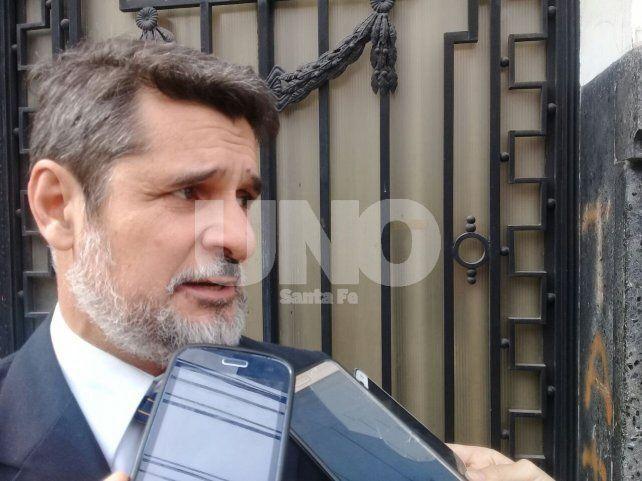 El fiscal. Carlos Rolando