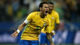 Brasil dio la lista definitiva para el Mundial de Rusia