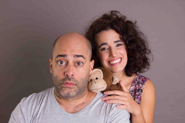 Sebastián Presta y Soledad García protagonizan Entre ella y yo