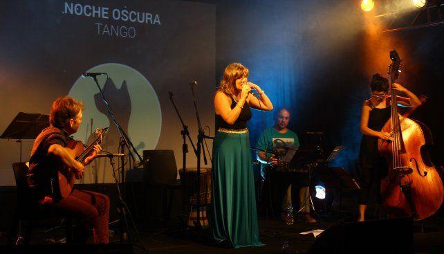 Noche Oscura Tango presenta su primer disco en Santa Fe