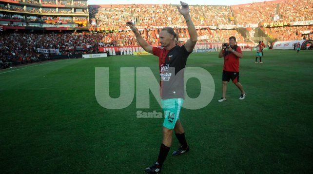 Adrián Bastía, el luchador que quiere seguir jugando