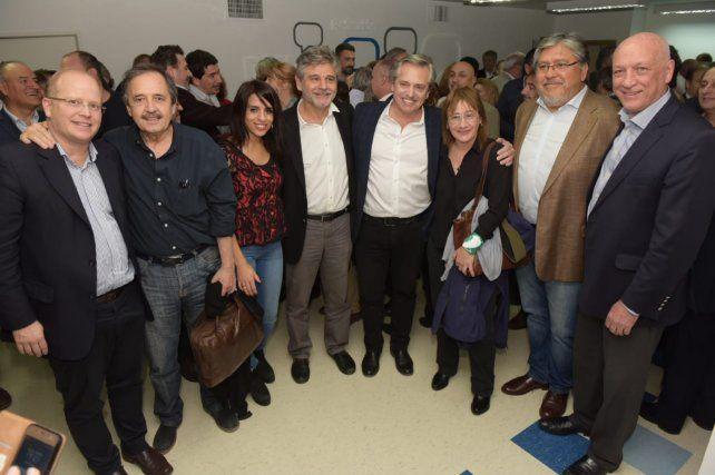 El socialismo presentó la nueva sede del Cemupro en Buenos Aires