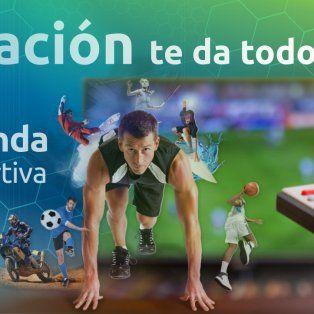 el futbol internacional es la vedette de la agenda deportiva del miercoles