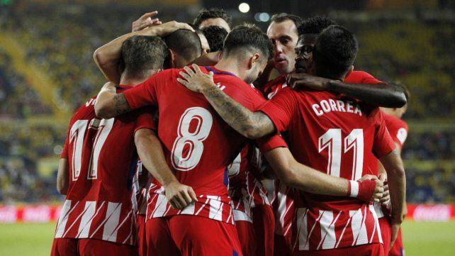 El Aleti del Cholo buscará una nueva Europa League ante el Marsella