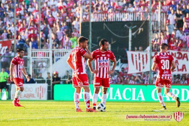 Unión tendrá una baja de peso para el duelo por Copa Argentina
