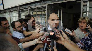 Investigación. El caso fue abordado por el fiscal del Ministerio Público de la Acusación.
