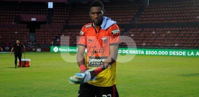 Alexander Domínguez: Ojalá pueda volver a Colón