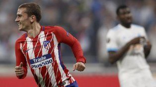 Atlético Madrid se quedó con la Europa League