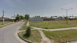 El terreno donde se construirá la parroquia se encuentra en French y Alberdi.