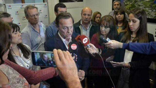 El intendente de Paraná Sergio Varisco y los ocho imputados ya tienen fecha de indagatorias