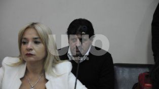 Nombrado. En la jornada de hoy, Cristian Gamarra, el pollero sindicado como el ladero de Villarroel, fue mencionado durante toda la jornada de debate.