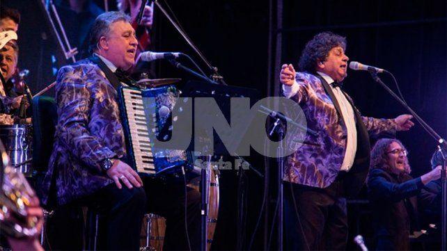 La canción que compusieron Los Palmeras para la Selección Argentina