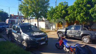 Una adolescente mantuvo en vilo a familiares y vecinos en barrio Barranquitas