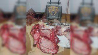 Detuvieron a tres hermanos cuatreros que robaron, mataron y faenaron un novillo