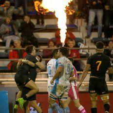 Jaguares sumó su quinto triunfo en fila en el Super Rugby