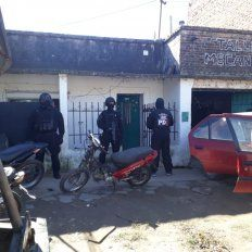 Detuvieron a una vendedora de drogas en el barrio San Lorenzo