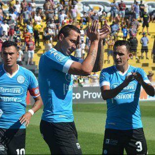 belgrano y platense le dan continuidad a la copa argentina