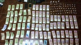 Lo apresaron vendiendo cocaína en las calles de Capitán Bermúdez