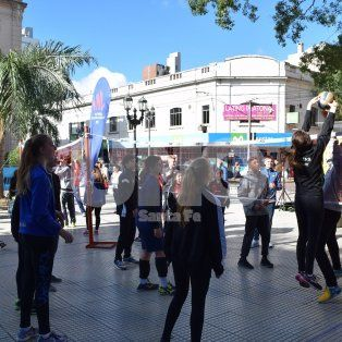 se concreto el street volley