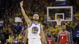 golden state goleo a houston y paso a ganar la final del oeste