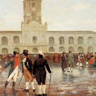 Que pasó, día por día, durante la Semana de Mayo de 1810