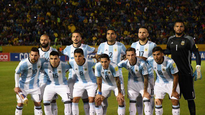 Las curiosidades del plantel argentino en el Mundial