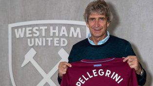Manuel Pellegrini se convirtió en el nuevo DT de West Ham