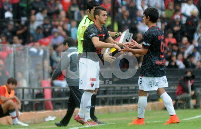 Colón felicitó a Cristian Pavón por su convocatoria a la Selección